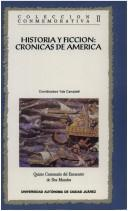 Cover of: Historia y ficción