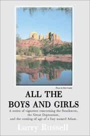 Cover of: All the Boys and Girls