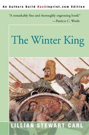 Cover of: The Winter King | Lillian Stewart Carl