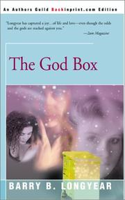 Cover of: The God Box