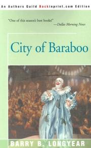 Cover of: City of Baraboo