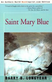 Cover of: Saint Mary Blue