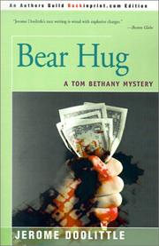 Cover of: Bear Hug