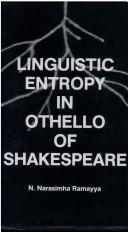 Linguistic entropy in Othello of Shakespeare by Kiran