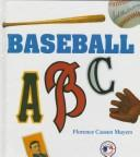 Cover of: Baseball ABC