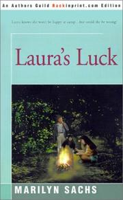 Cover of: Laura's Luck