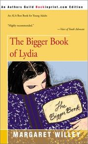 Cover of: The Bigger Book of Lydia