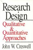 Cover of: Research design |