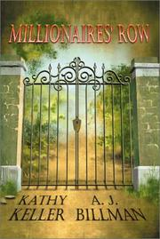 Cover of: Millionaires' Row