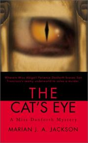 Cover of: The Cat's Eye
