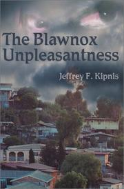 Cover of: The Blawnox Unpleasantness