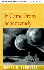 Cover of: It Came from Schenectady