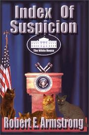 Cover of: Index of Suspicion | Robert Armstrong