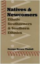Cover of: Natives & newcomers