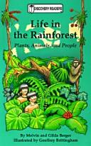 Cover of: Life in the rainforest