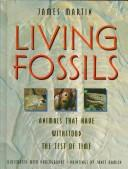 Cover of: Living fossils | Martin, James