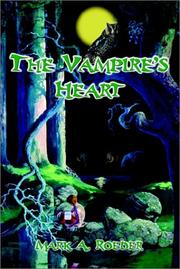 Cover of: The Vampire's Heart