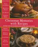 Christmas memories with recipes.
