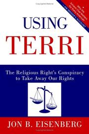Cover of: Using Terri | Jon Eisenberg