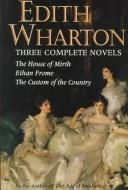 Cover of: Edith Wharton | Edith Wharton