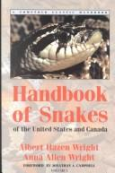 Cover of: Handbook of snakes of the United States and Canada