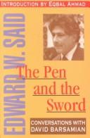 Cover of: The pen and the sword