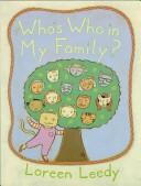 Cover of: Who's Who in My Family?
