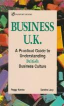 Cover of: Business U.K