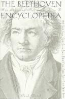 Cover of: Beethoven encyclopedia