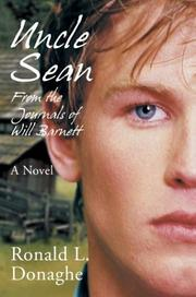 Cover of: Uncle Sean | Ronald L. Donaghe