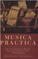 Cover of: Musica practica