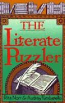 Cover of: The literate puzzler