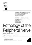 Cover of: Pathology of the peripheral nerve