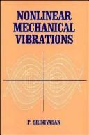Cover of: Nonlinear mechanical vibrations