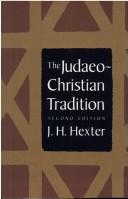 Cover of: The Judaeo-Christian tradition