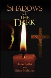 Cover of: Shadows of the Dark | John Zaffis