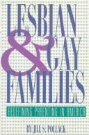 Cover of: Lesbian and gay families