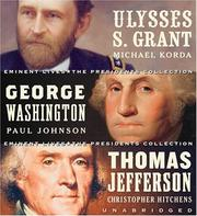 Cover of: Eminent Lives: The Presidents Collection CD Set | James Atlas