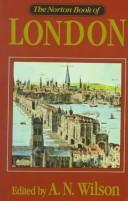 Cover of: The Norton book of London