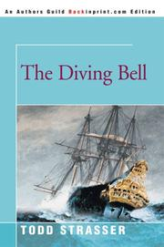 Cover of: The Diving Bell | Todd Strasser