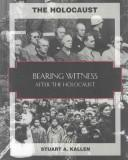 Cover of: Bearing witness