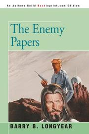 Cover of: The Enemy Papers