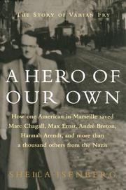 Cover of: A Hero of Our Own | Sheila Isenberg