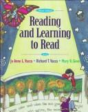 Cover of: Reading and learning to read