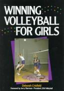 Cover of: Winning volleyball for girls