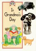 Cover of: In Grandma's day