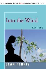 Cover of: Into the Wind
