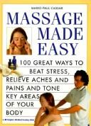 Massage made easy by Mario-Paul Cassar
