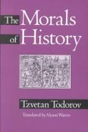 Cover of: The morals of history