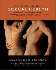 Cover of: The InVision Guide to Sexual Health